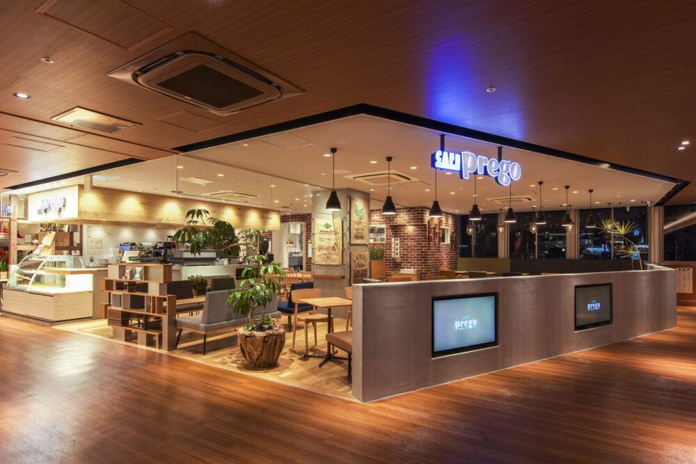 CAFÉ Prego 天王寺店